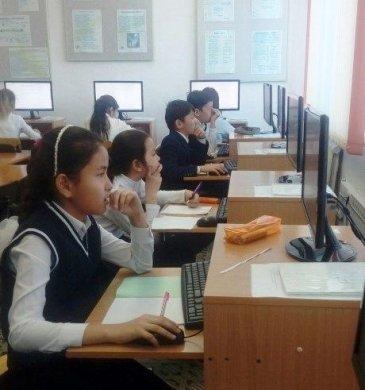 5-6 сынып оқушыларына арналған VІI облыстық кешенді олимпиадасының қорытындысы