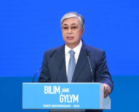 Мемлекет басшысы Қасым-Жомарт Токаевтың тамыз конференциясында сөйлеген сөзі